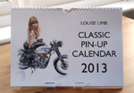 Louise Limb Classic Pin-Up Calendar 2013