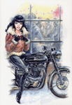 Bettie Xmas Norton.